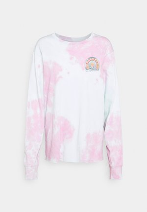 PSYCHED ARCH - Long sleeved top - tie dye