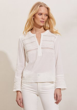 MIRIAM - Bluse - light chalk