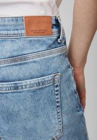 Marc O'Polo - Denim shorts - easy blue wash - 4