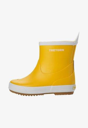 Kumisaappaat - yellow
