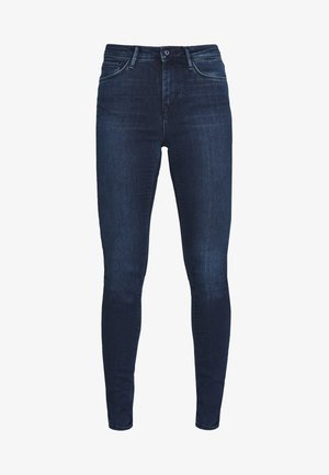 ONLIDA - Skinny džíny - dark blue denim