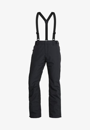 FOOTSTRAP MEN SNOWPANTS - Pantalon de ski - black