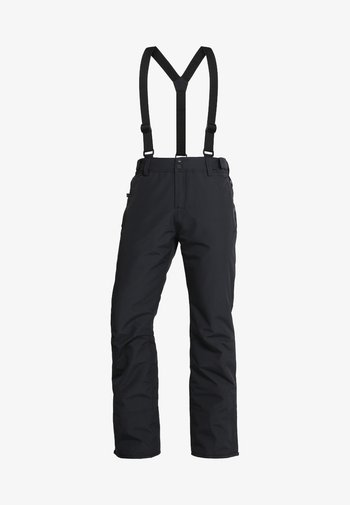 FOOTSTRAP MEN SNOWPANTS - Snow pants - black