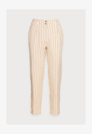 RUPA ANKLE PANTS - Trousers - wood ash
