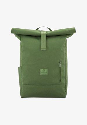 ROLL TOP AARON - Rucksack - green