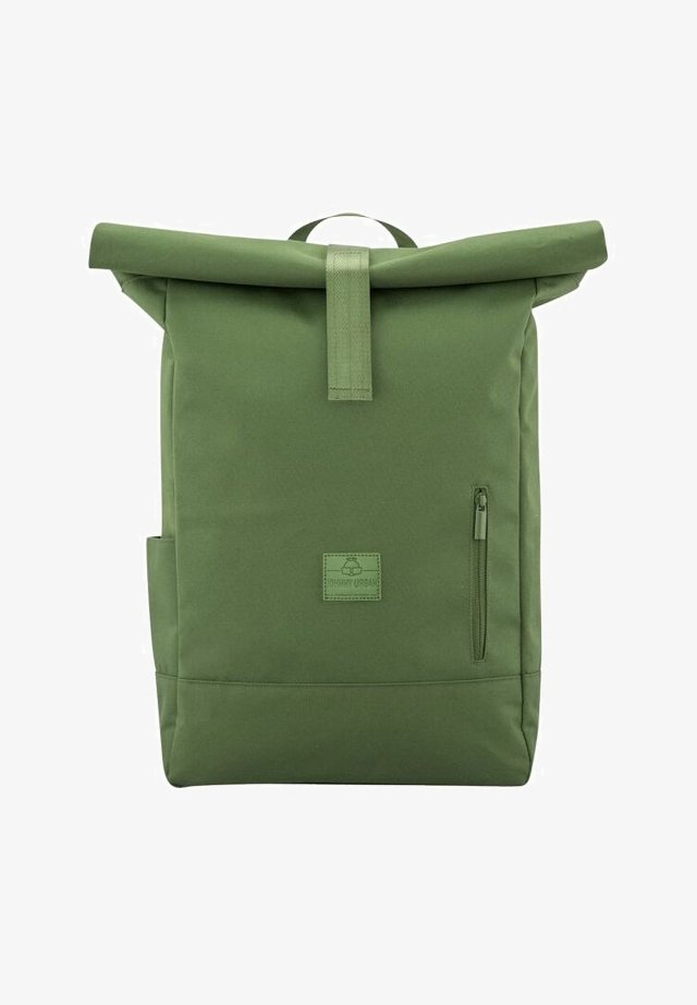 ROLL TOP AARON - Rucksack - green