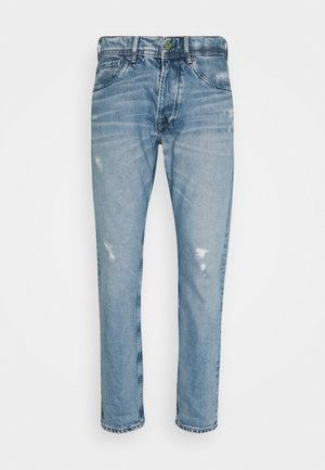 CALLEN CROP - Straight leg jeans - denim