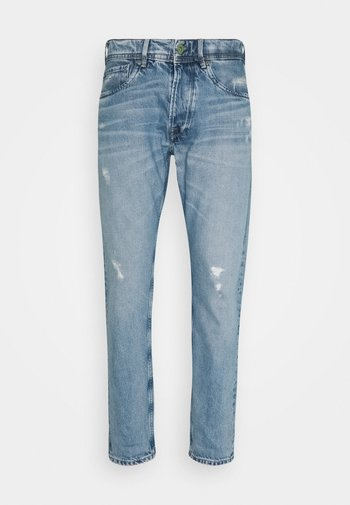 CALLEN CROP - Straight leg jeans - denim