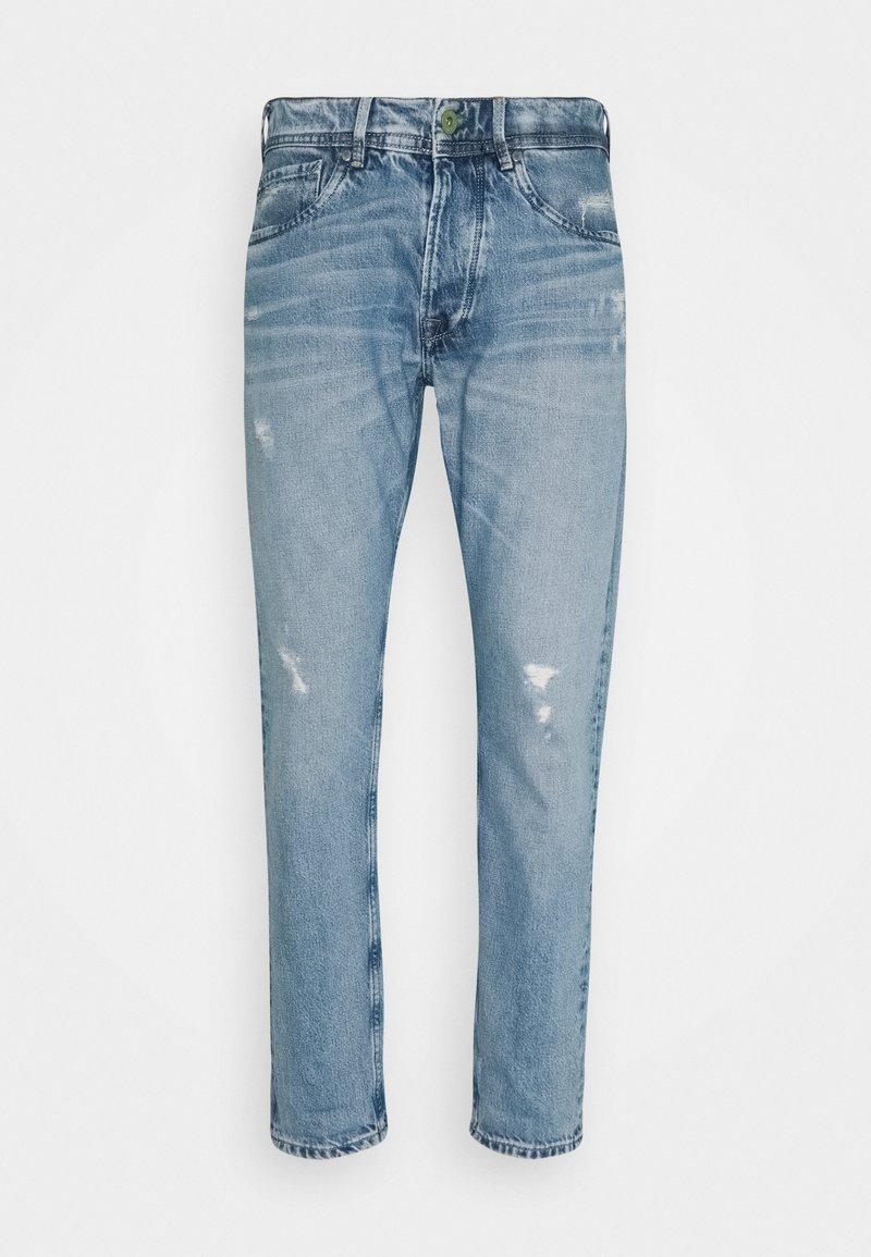 Pepe Jeans - CALLEN CROP - Straight leg jeans - denim