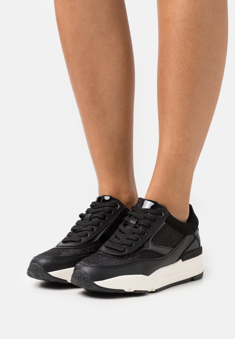 PARFOIS - Zapatillas - black