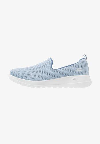 GO WALK JOY ADMIRABLE - Walking trainers - light blue
