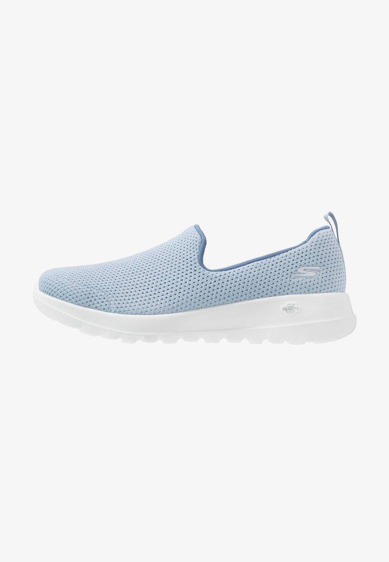 Skechers Performance - GO WALK JOY ADMIRABLE - Zapatillas para caminar - light blue