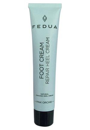 FOOT CREAM REPAIR HEEL CREAM PINK ORCHID - Crème pieds - 3003 white