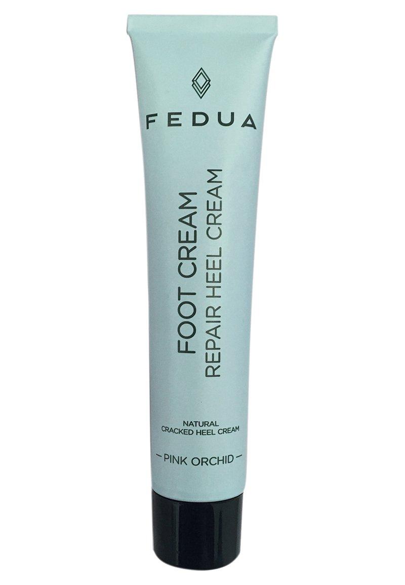 Fedua - FOOT CREAM REPAIR HEEL CREAM PINK ORCHID - Crema piedi - 3003 white
