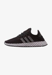 adidas Originals - DEERUPT RUNNER - Trainers - core black/footwear white/grey five - 1