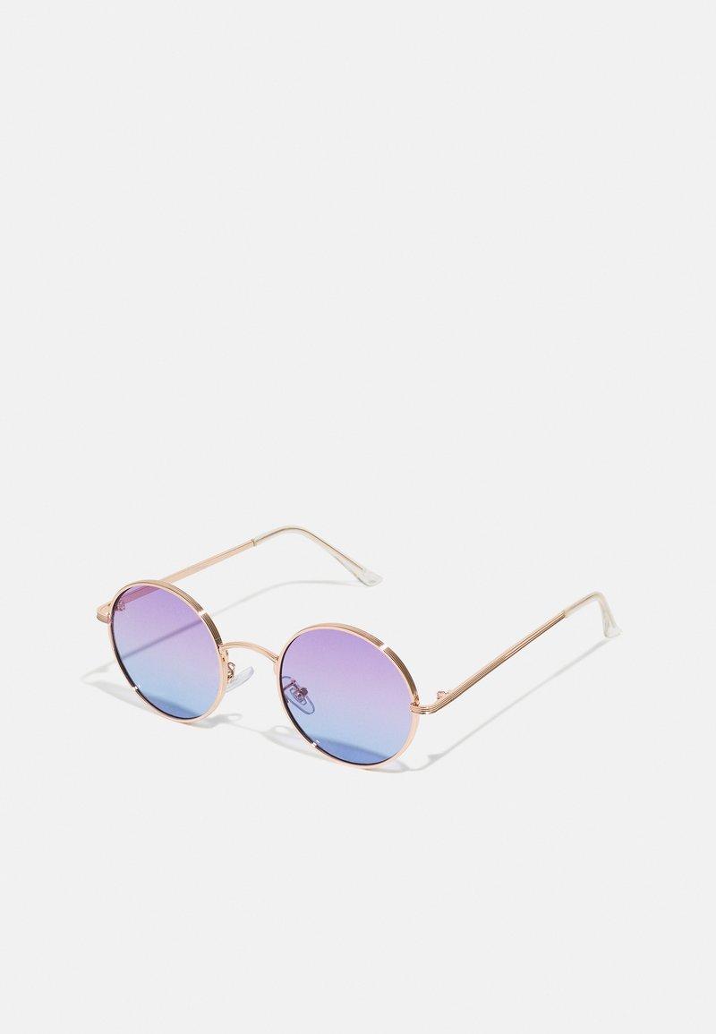 Jeepers Peepers - UNISEX - Sluneční brýle - gold-coloured
