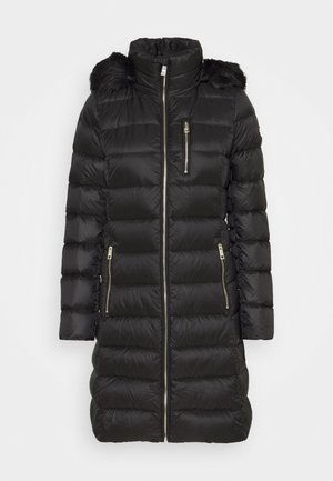 PUFFER - Down coat - black