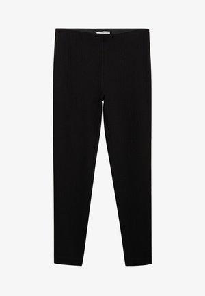 TRINITY - Leggings - Trousers - noir