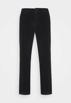 STD II - Trousers - mineral black str 8w  gd