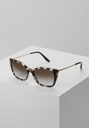 Sunglasses - mottelt brown
