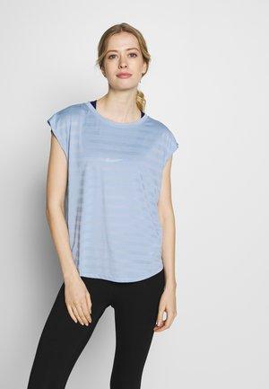 Camiseta estampada - light blue