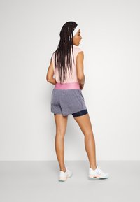 Nike Performance - SHORT - Sports shorts - obsidian/white - 2