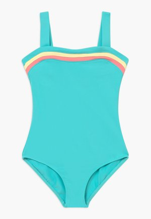 TEAGAN BALLET LEOTARD - Danspakje - blue radiance