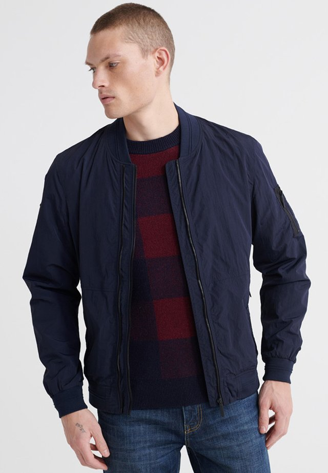 Bomber Jacket - edit navy