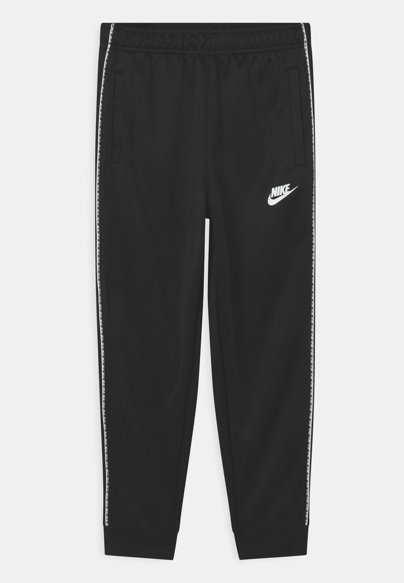 Nike Sportswear - REPEAT - Tracksuit bottoms - black
