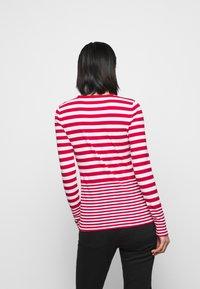 Lauren Ralph Lauren - Long sleeved top - white/lipstick red - 2