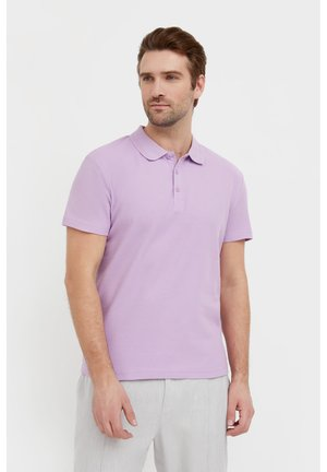 Polo shirt - lilac