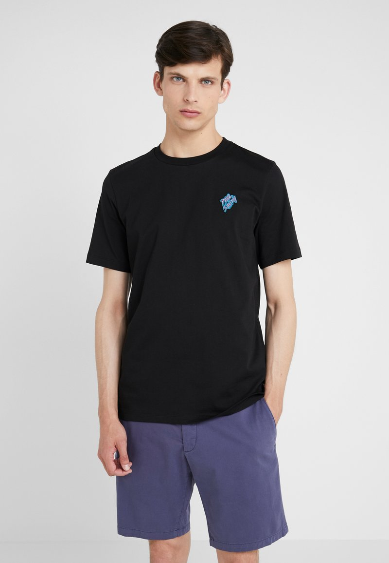 Paul Smith - Basic T-shirt - black