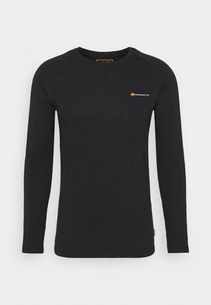 JCOFINN TEE  - Long sleeved top - black
