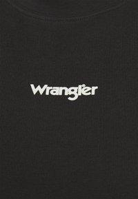 Wrangler Plus - RETRO RAGLAN - Sweater - faded black - 5
