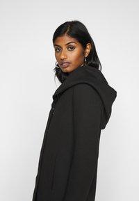 Vero Moda Petite - VMVERODONA JACKET - Classic coat - black - 5