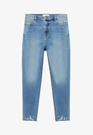 STELLA - Slim fit jeans - mittelblau