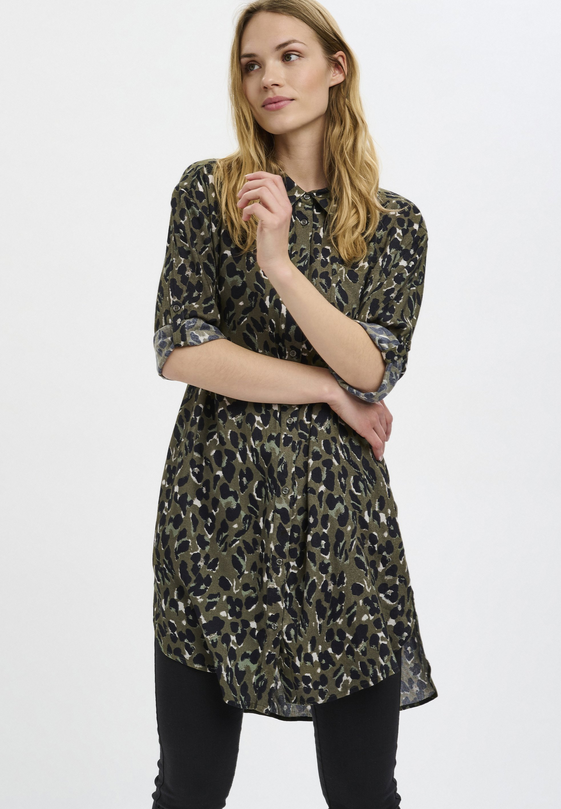 Mujer BPJALEA  - Vestido camisero