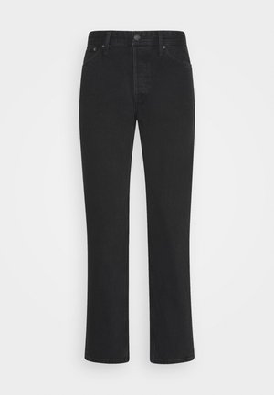 JJICHRIS JJORIGINAL - Jeans a sigaretta - black denim