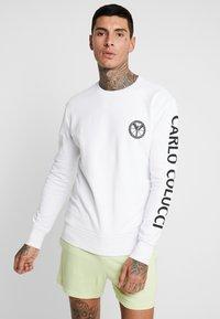 Carlo Colucci - Sweatshirt - white - 0