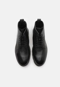 Hudson London - ELLIOT - Lace-up ankle boots - black - 3