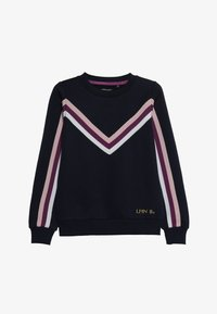 Lemon Beret - TEEN GIRLS  - Sweatshirt - navy blazer - 2