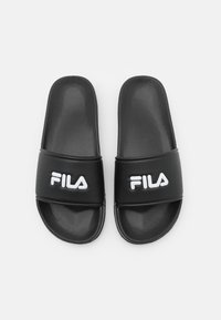 Fila - BAIA  - Pantofle - black - 5