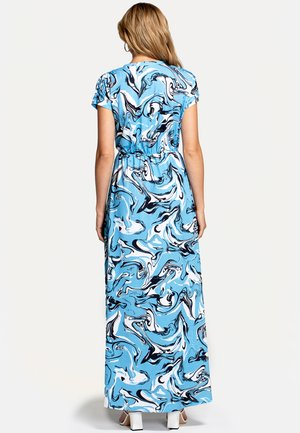 Vestido largo - light blue