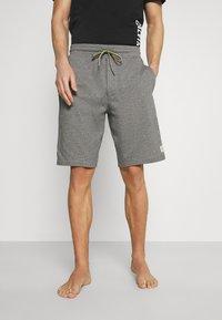Paul Smith - MEN SHORT - Pyjama bottoms - mottled grey - 0