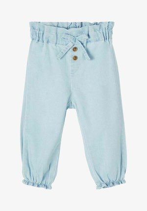 Relaxed fit jeans - light blue denim