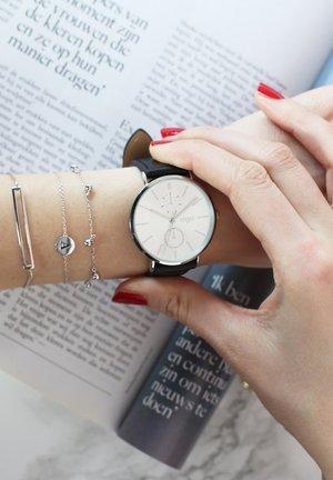 ALFABET - Bracelet - zilver