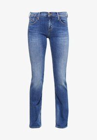 Mustang - GIRLS OREGON - Straight leg jeans - brushed bleached - 5
