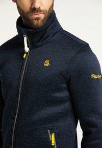 Schmuddelwedda - Training jacket - marine melange - 3