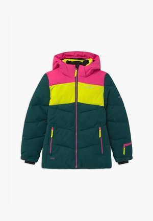 LAGES UNISEX - Snowboardová bunda - antique green