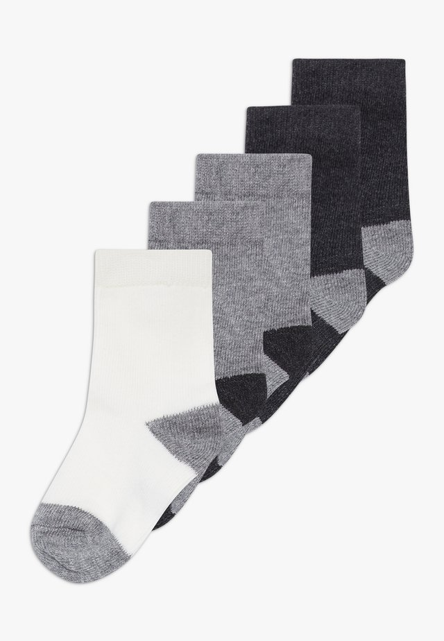 CHAUSSETTES CITY 5 PACK - Calze - multi coloured
